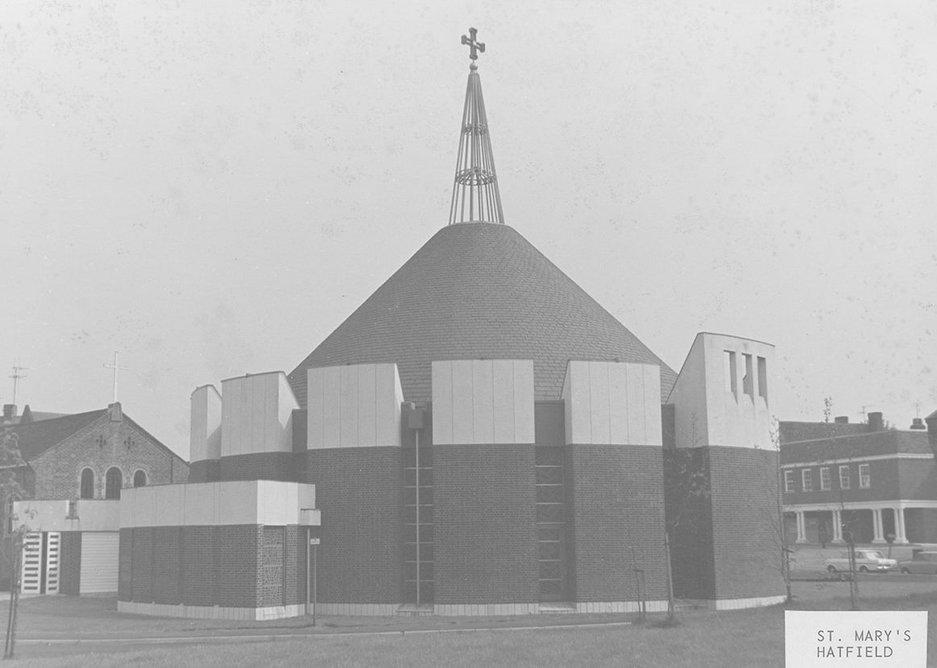 Hatfield's St Mary's