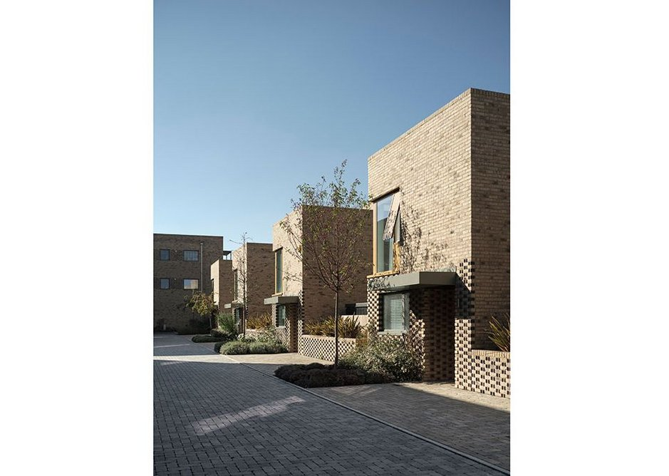 Abode at Great Kneighton.