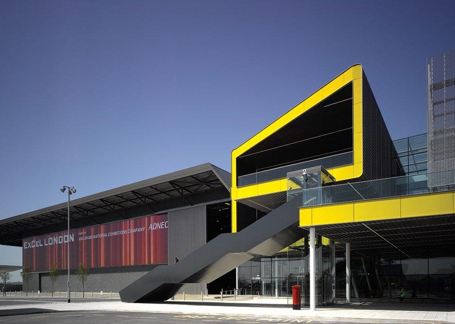 2010: ExCel Exhibition Centre, London, UK.