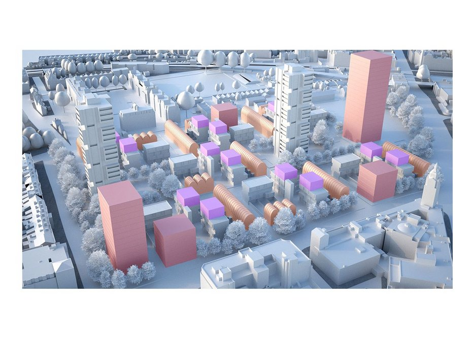 Up to the 'silver' option of 225 new homes.