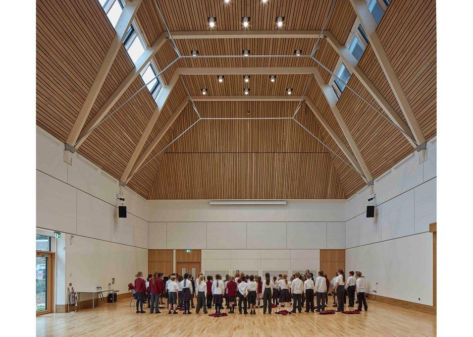 Highgate Junior School London by Architype