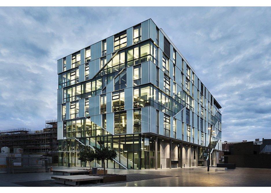 Knowledge Centre Arhus, Belgium