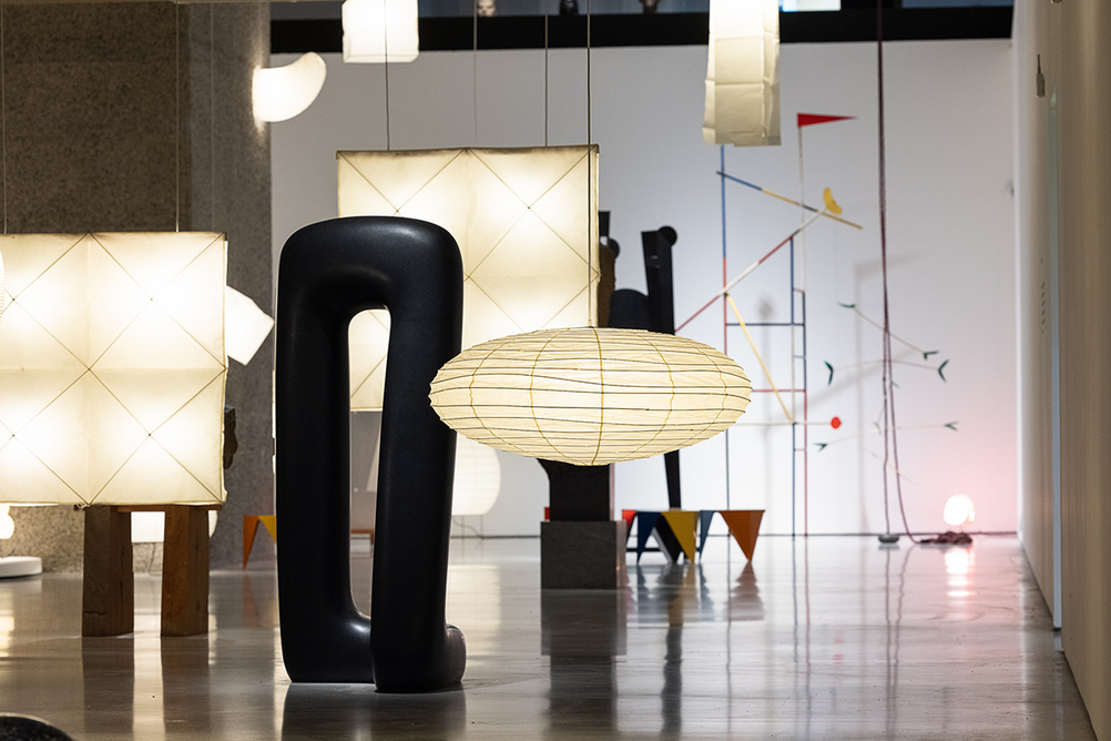Noguchi, installation view, Barbican Art Gallery (until 9 January 2022), © Tim Whitby / Getty Images