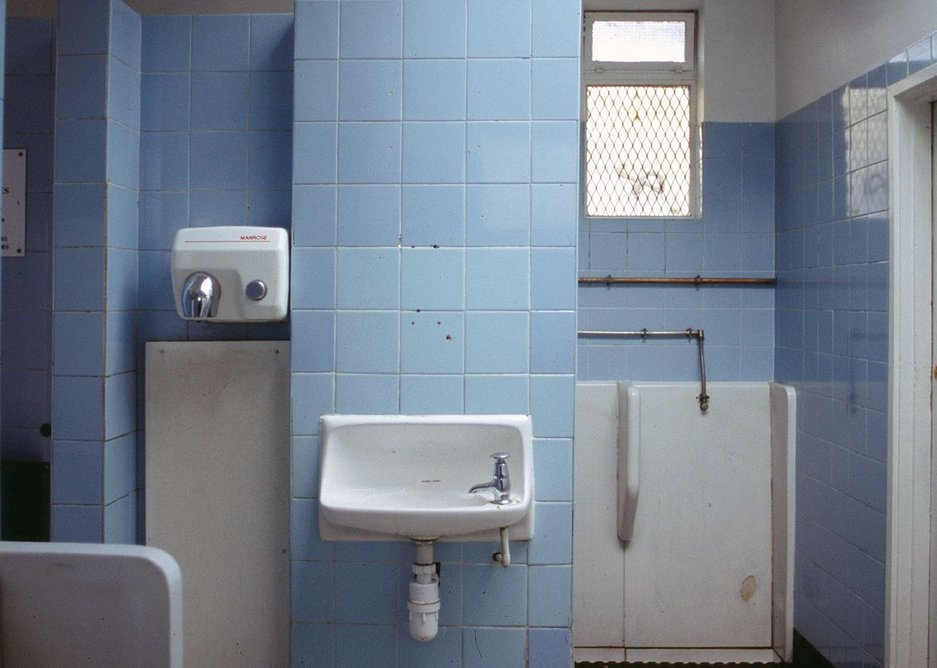 Ralph Dunn, Public Toilets, 2004.