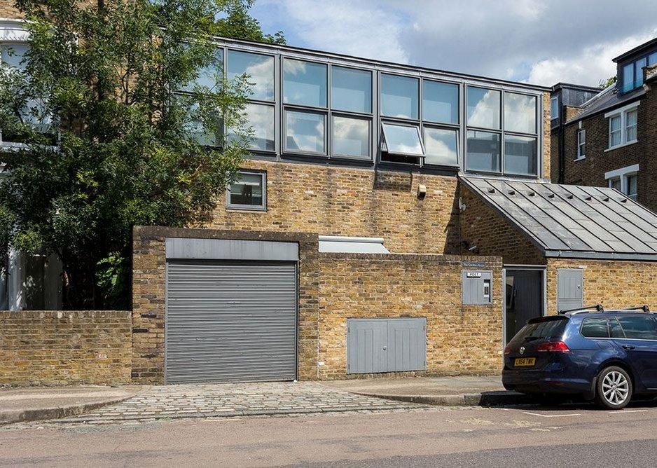 Gordon House, Islington, designed by MJ Long.