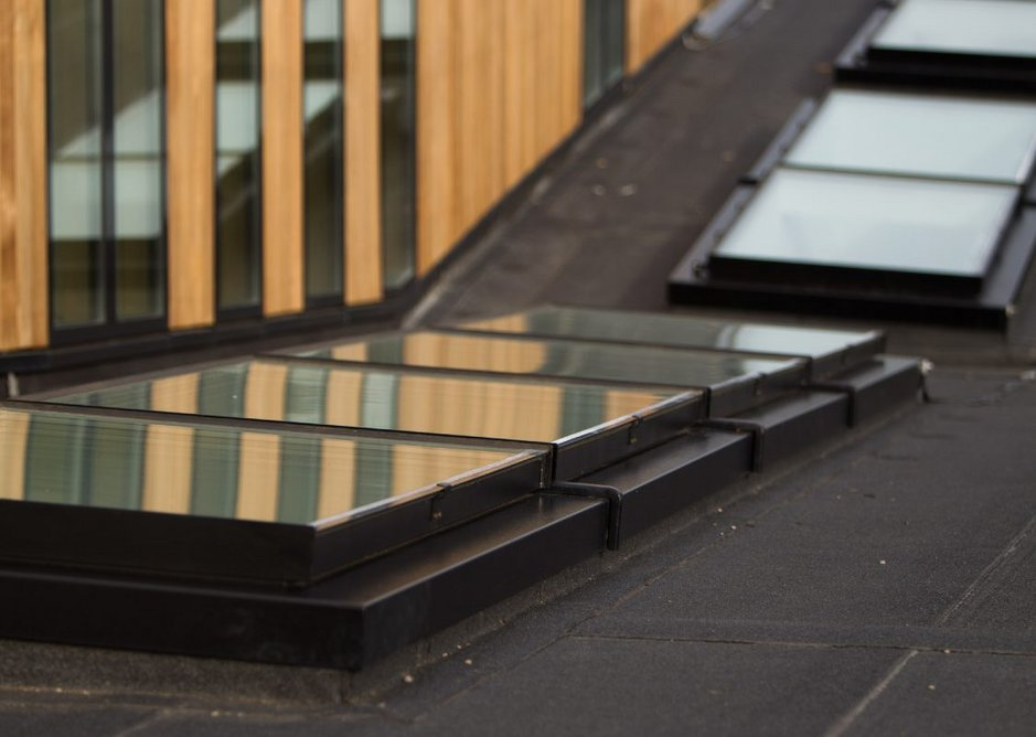 The Conservation Plateau Rooflight: The flat roof solution for heritage and period buildings.