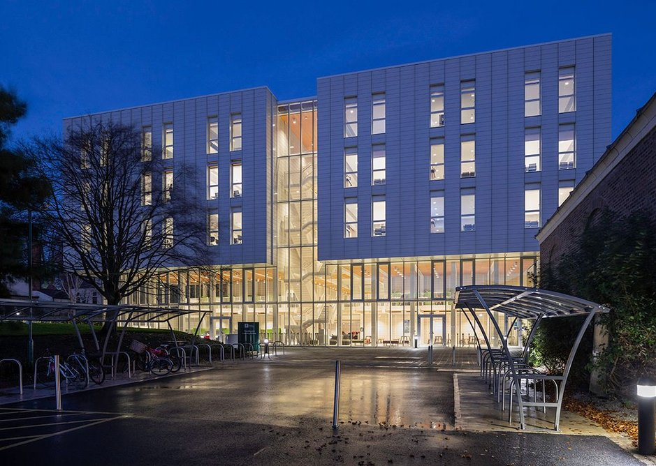 Teaching and Learning Building, Nottingham