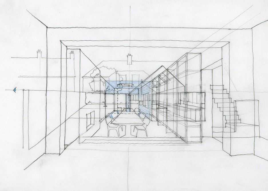 A minds eye view of Boyd Cody's 8 Carrick Terrace