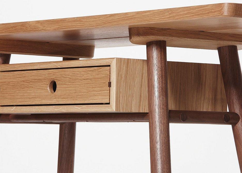 Fosse Collection, Namon Gaston. Timber: European oak.