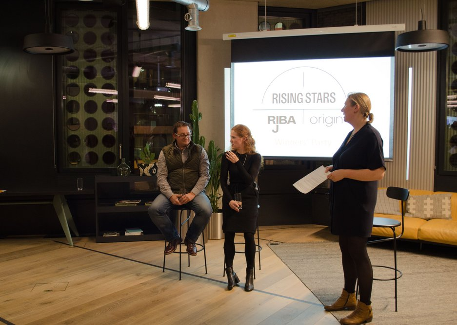 Tracing and interrogating careers through architecture. John Nordon of PegasusLife and Mary Duggan of Mary Duggan Architects with interlocutor Eleanor Young of RIBA Journal.