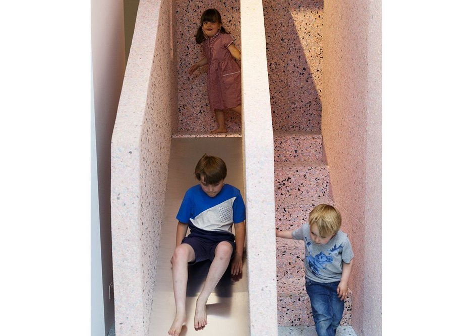 The Brutalist Playground by Assemble and Simon Terrill.