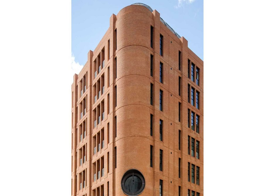 BDA CHAIRMAN'S AWARD: 8 Artillery Row, London by Make Architects