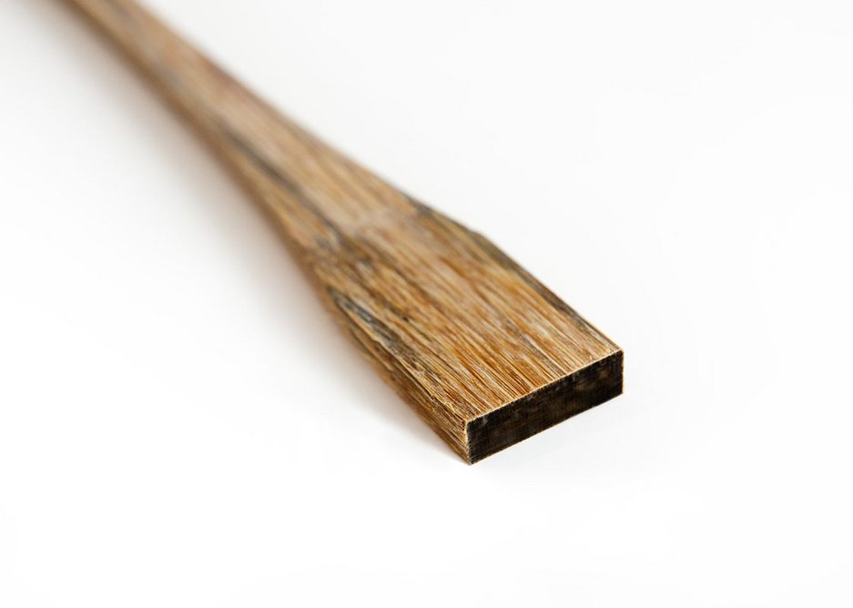 Bamboo composite, which has potential for use as rebar