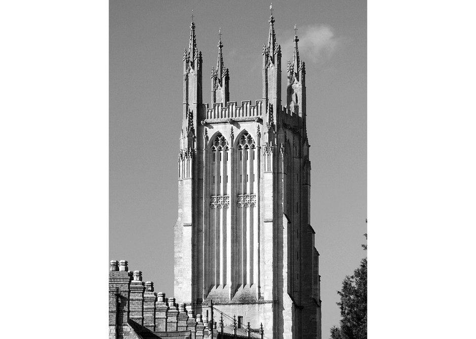 St Cuthbert, Wells, Somerset c.1450.