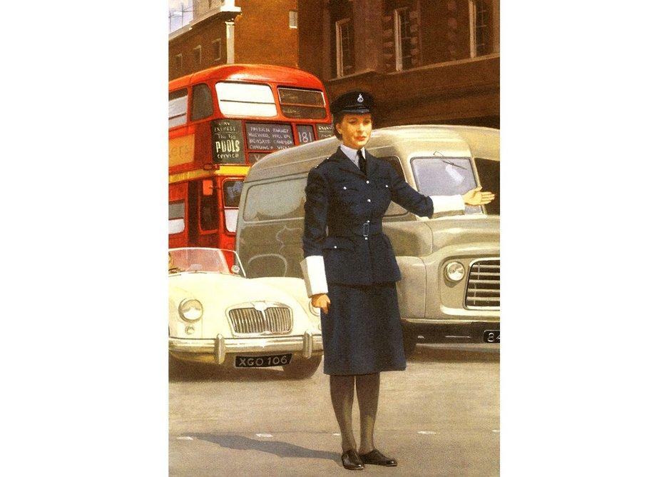 The Policeman, 1962, John Berry.
