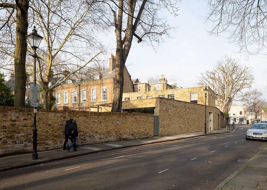 Alwyne Place.