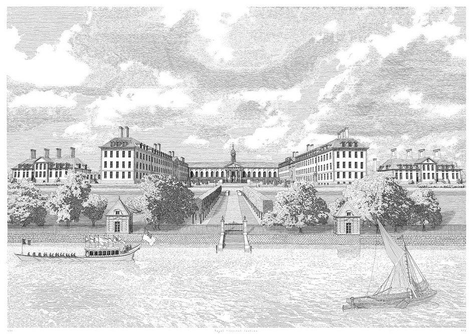 Royal Hospital Chelsea.