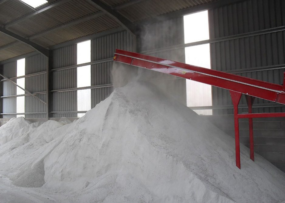 Plasterboard is one of the certified waste streams that can be incorporated into K-Briqs, which have just 10% the carbon footprint of regular clay bricks.