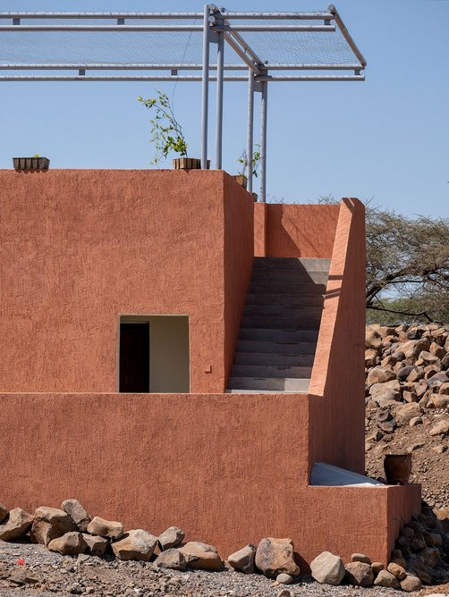 Kéré Architecture makes a point of using local materials as much as possible.