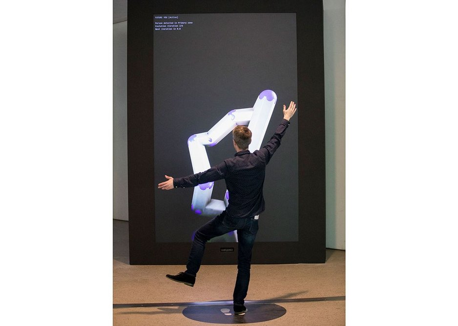 Future You: Universal Everything, from AI: More than Human, Barbican Centre, until August 26, 2019.