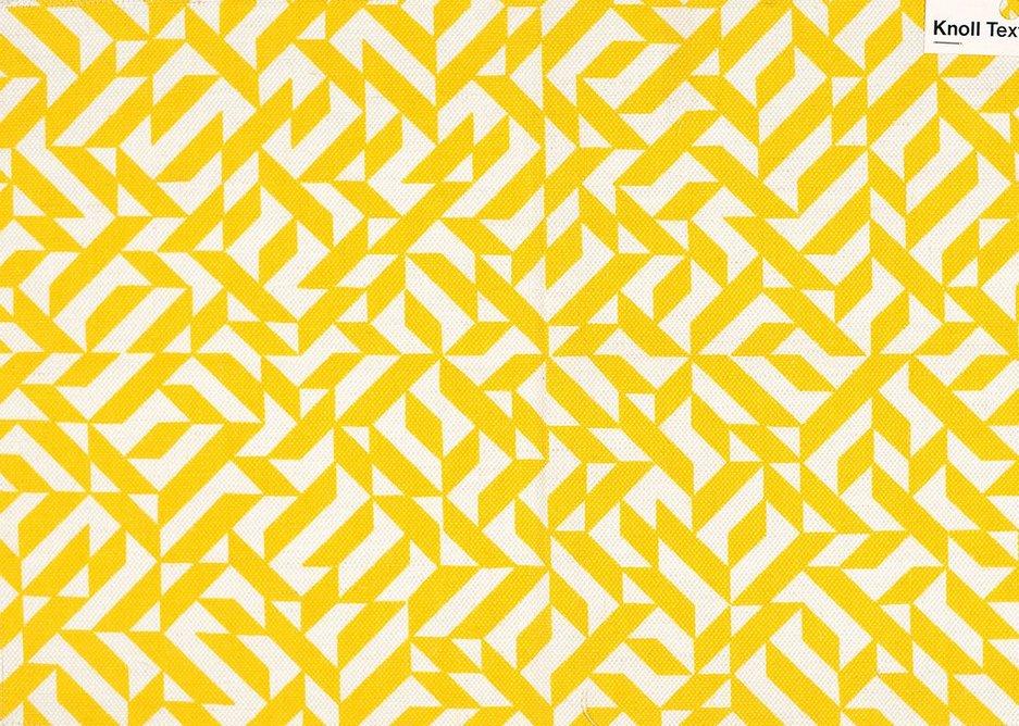 Eclat, 1974, Anni Albers. Silkscreen on woven fabric.