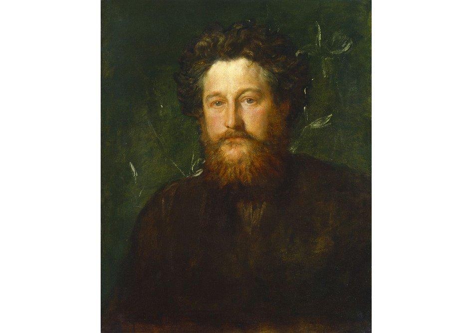 William Morris by GF Watts