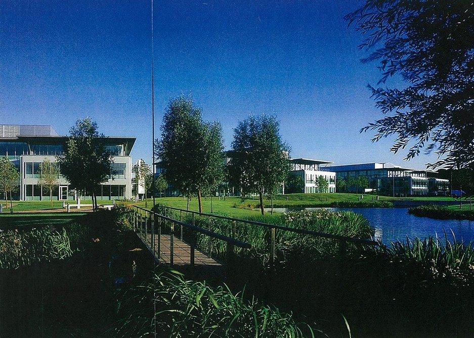 Solent business park. Credit Dennis Gilbert