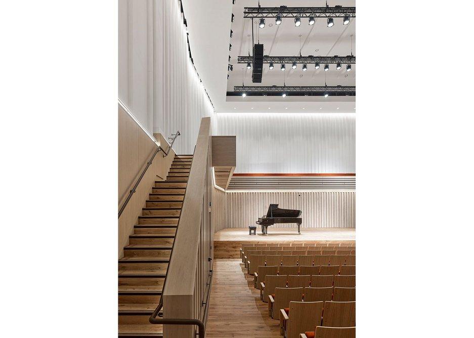 Stoller Hall by Stephenson Studio.
