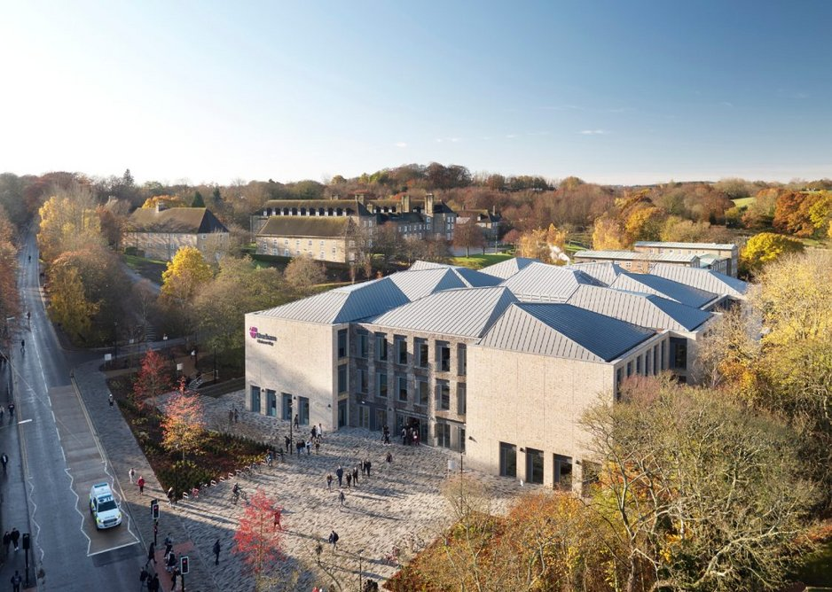 Lower Mountjoy Teaching and Learning Centre, Durham.
