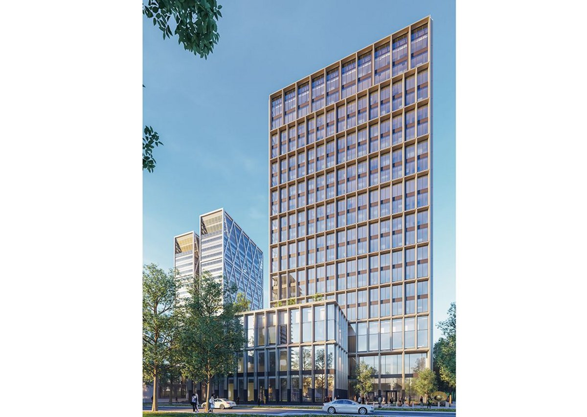 The European Medical Agency will be located in the higher-rise district of Zuid in Amsterdam. Upcoming EMA headquarters, Dutch Central Government Real Estate Agency.