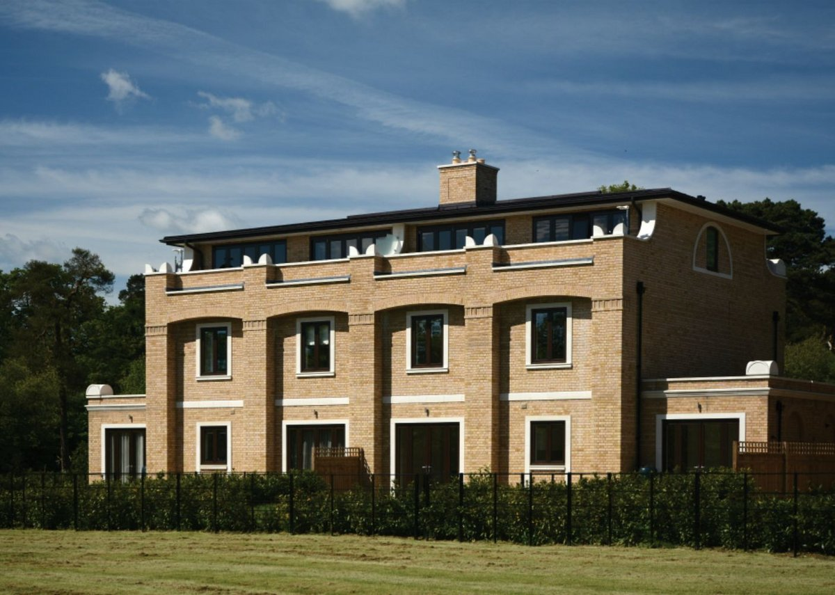 Volume House Building Award: Bentley Priory, Clague Architects