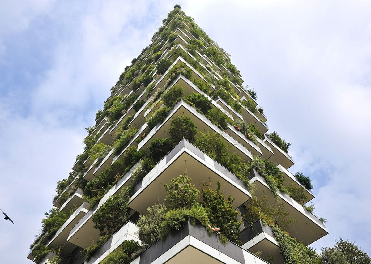 Vertical Forest, Boeri Studio.