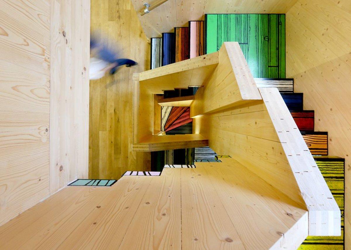 WoodBlock Interior