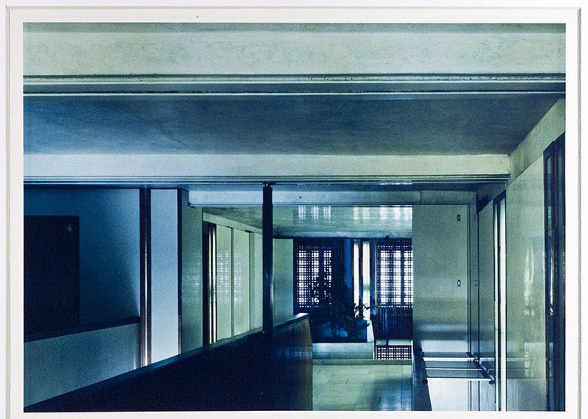 Olivetti Showroom, Venice – Italy, designed by Carlo Scarpa (1958). Photo Marco Ambrosi. Courtesy of Navone Associati, Milan.