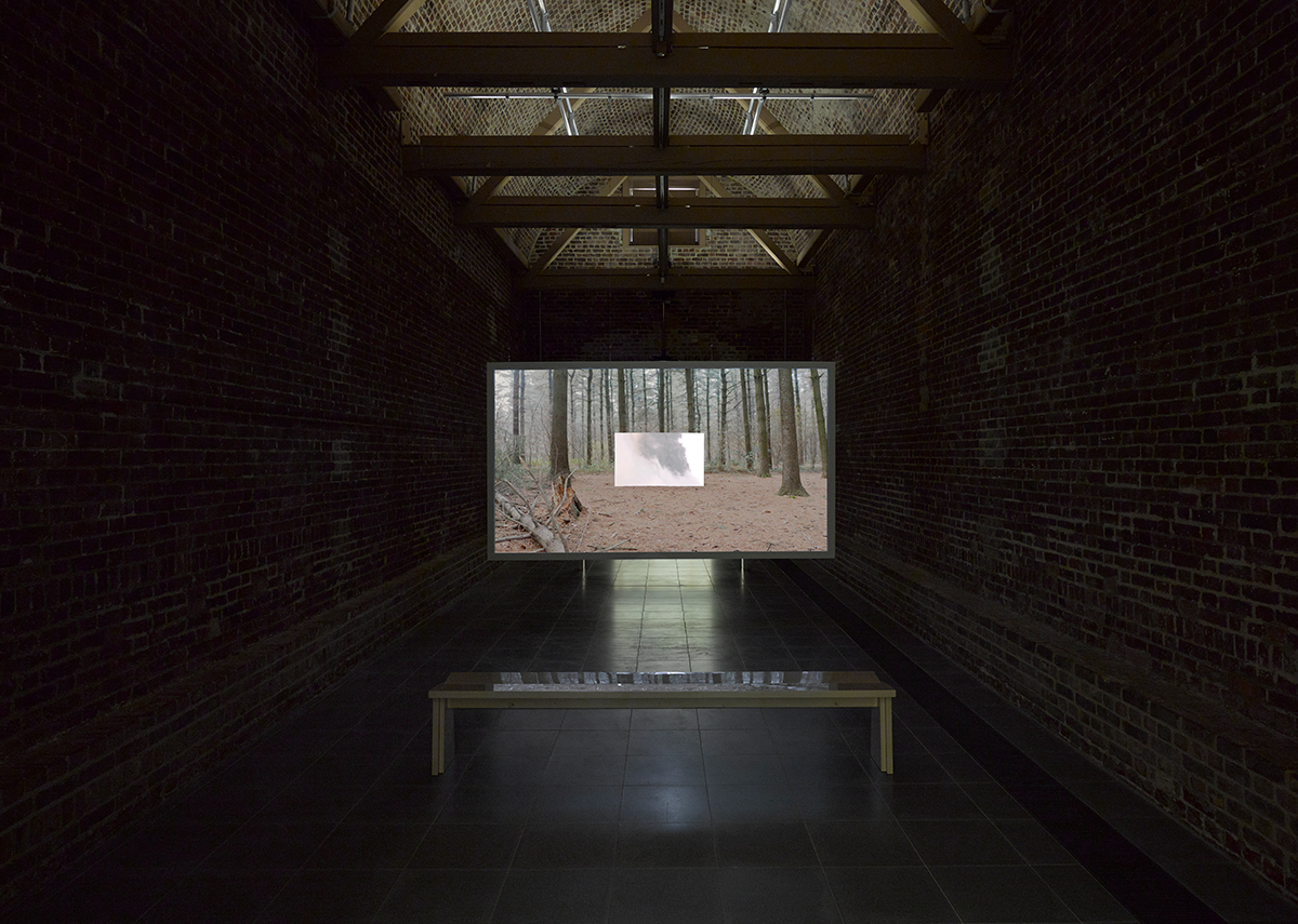 Installation view of Formafantasma: Cambio at the Serpentine Galleries, London. Photo credit: George Darrell.