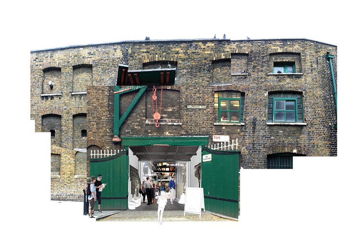 The Bell Foundry, Whitechapel, will have a public element.