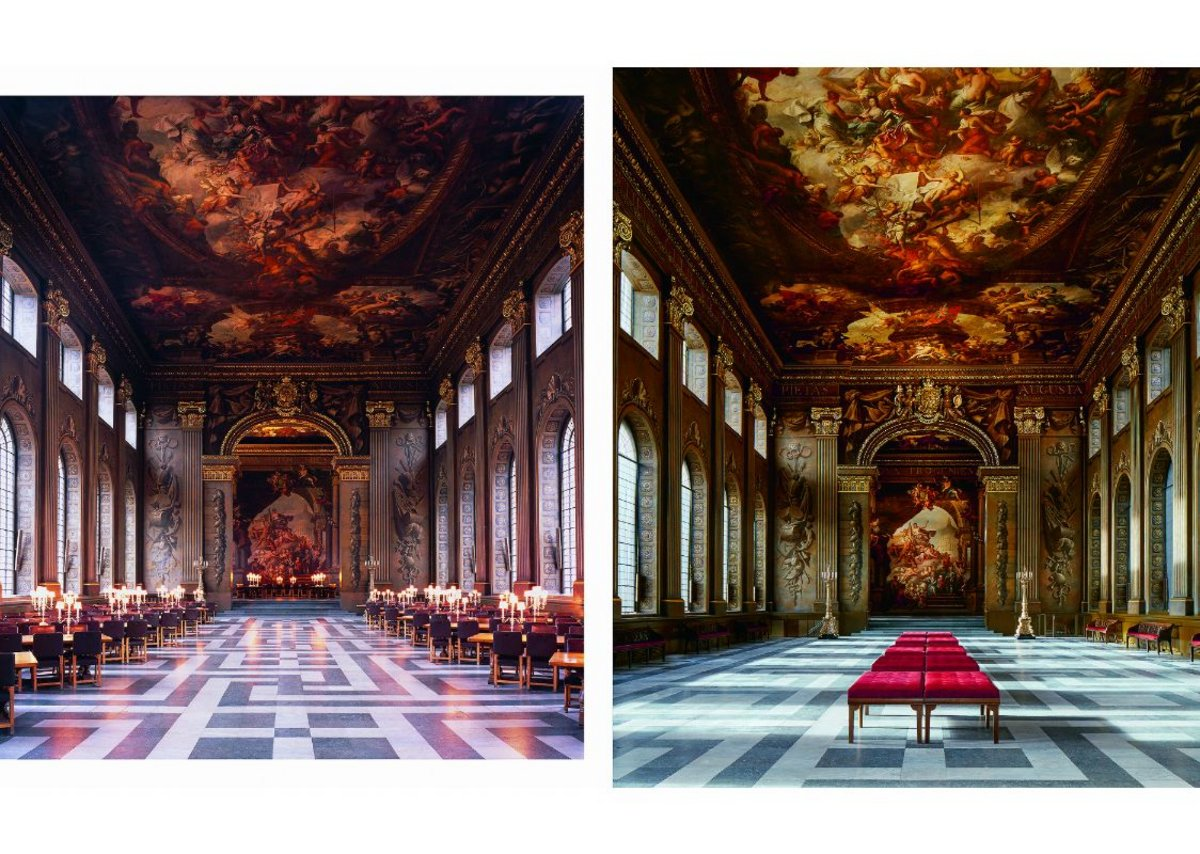 The Painted Hall, Greenwich.