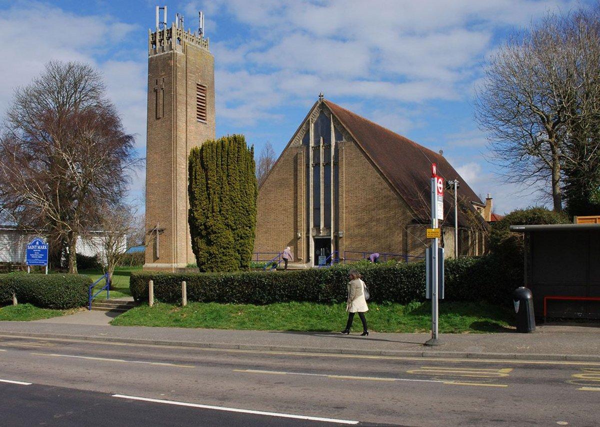 St. Mark's, Biggin Hill, Kent.