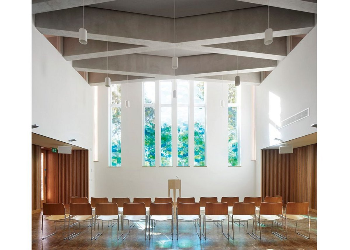 2019 commended: Bethanl Green Mission Church development. Gatti Routh Rhodes Architects for Thornsett Group.