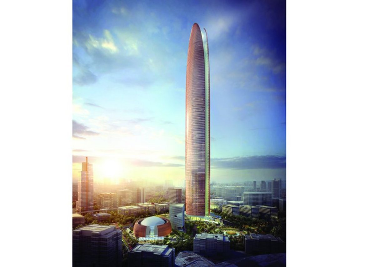 SOM's super-tall, super-efficient Pertamina Energy Tower in Jakarta, Indonesia, will use geothermal energy.
