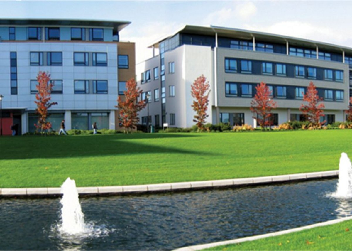 The campus at Warwick University where Solar Owl prototypes are still undergoing testing ahead of full scale production.