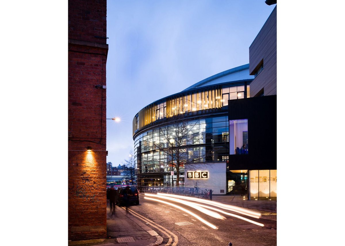 Group Ginger created a new rooftop extension to provide new foyer facilities for Leeds College of Music.