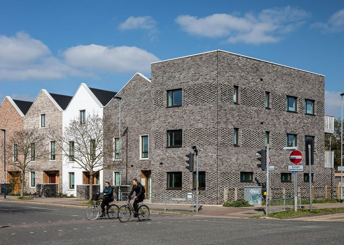 Houses on Marmalade Lane are structurally similar but customisable on the exterior.