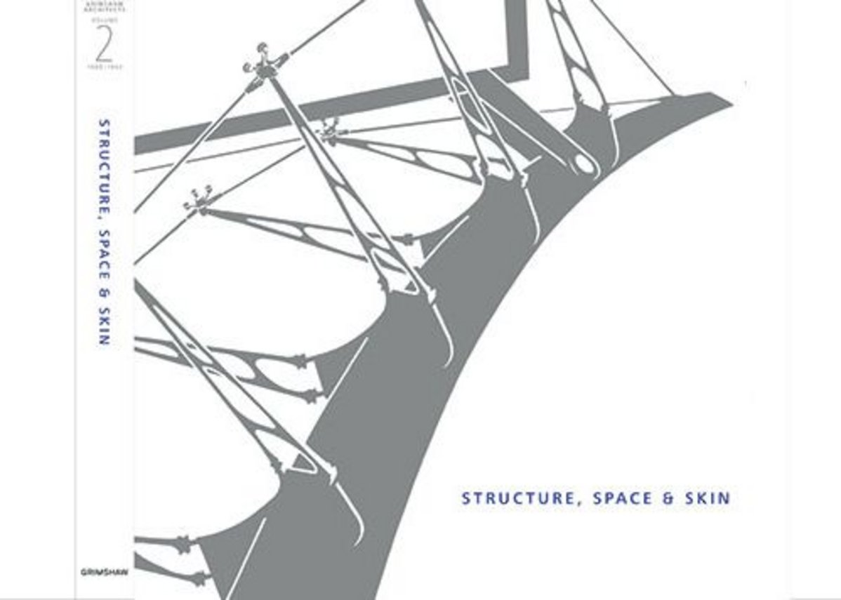 1993: Book 2: Structure, Space and Skin,  Ken Powell.