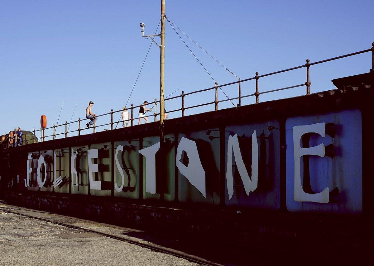 Patrick Tuttofuoco, Folkestone Express, 2008.