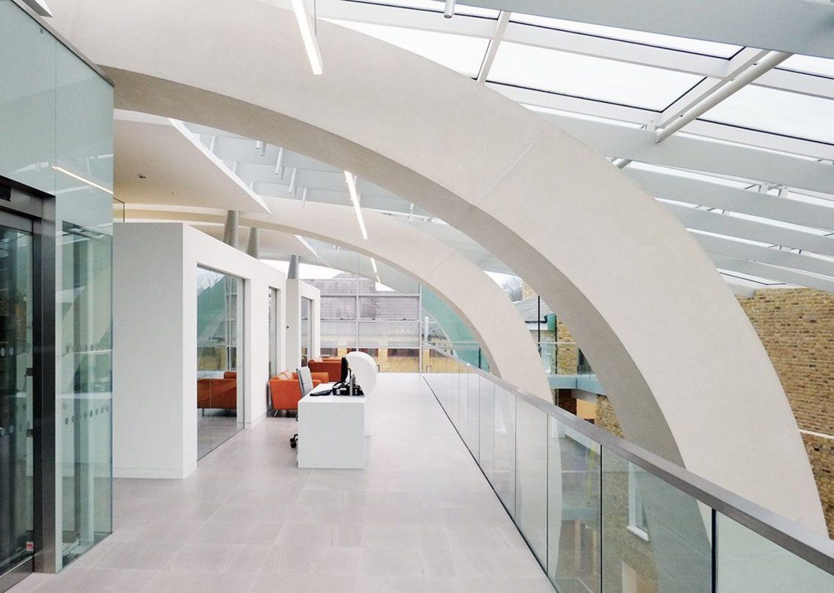 The Fetal Medicine Centre, Denmark Hill by A21 Architects