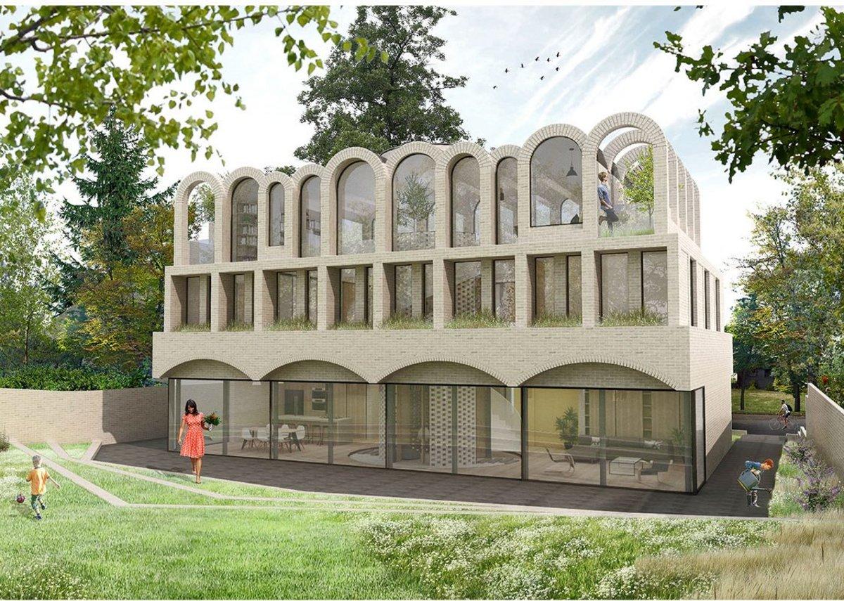 Selencky Parsons' Villa ME!, commended.