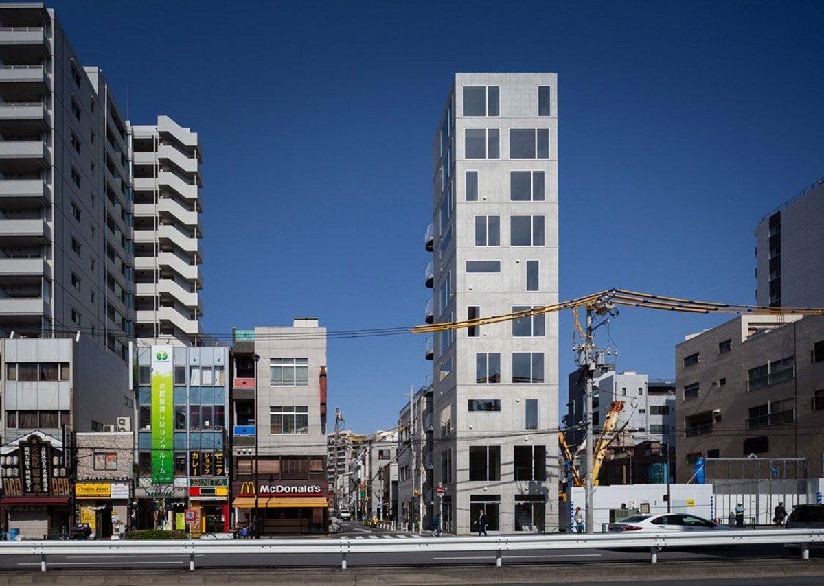Tatsumi Apartment Ho Makoto Yhoshida