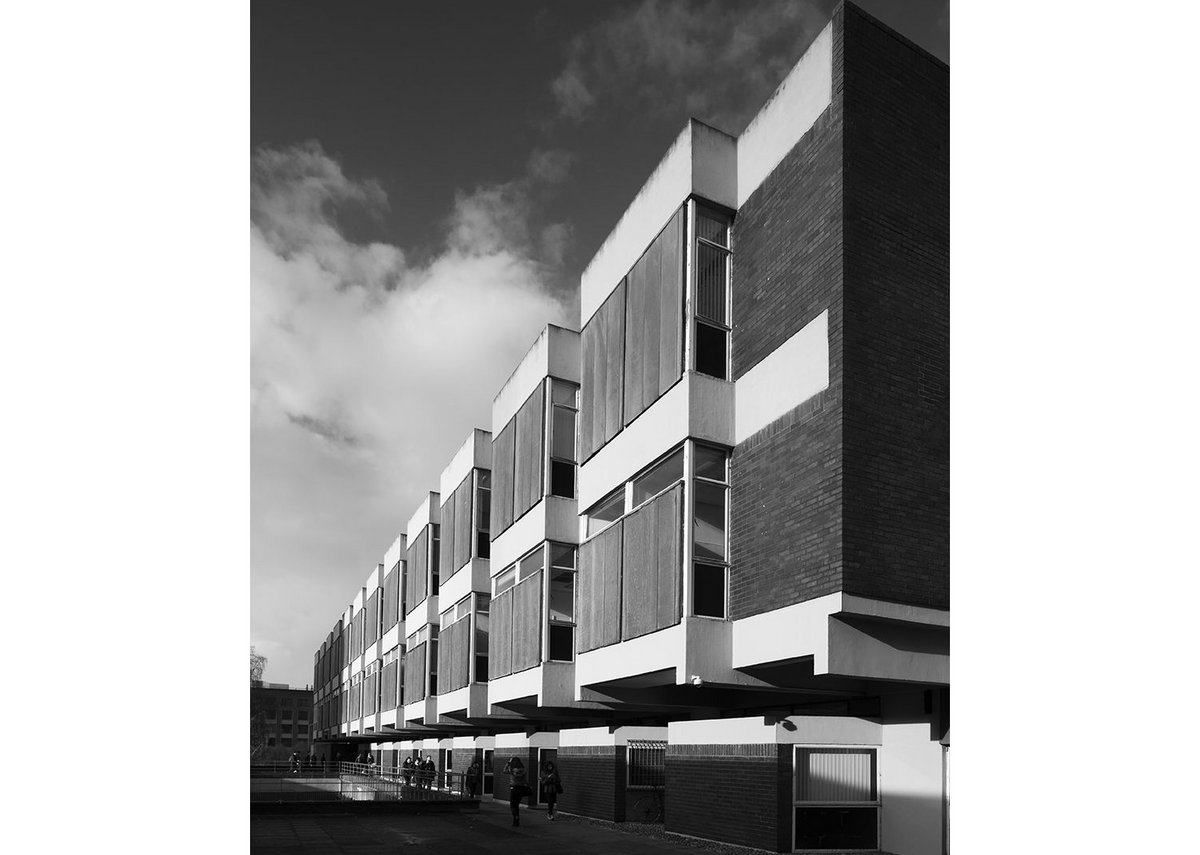 Strathclyde Architecture Building.