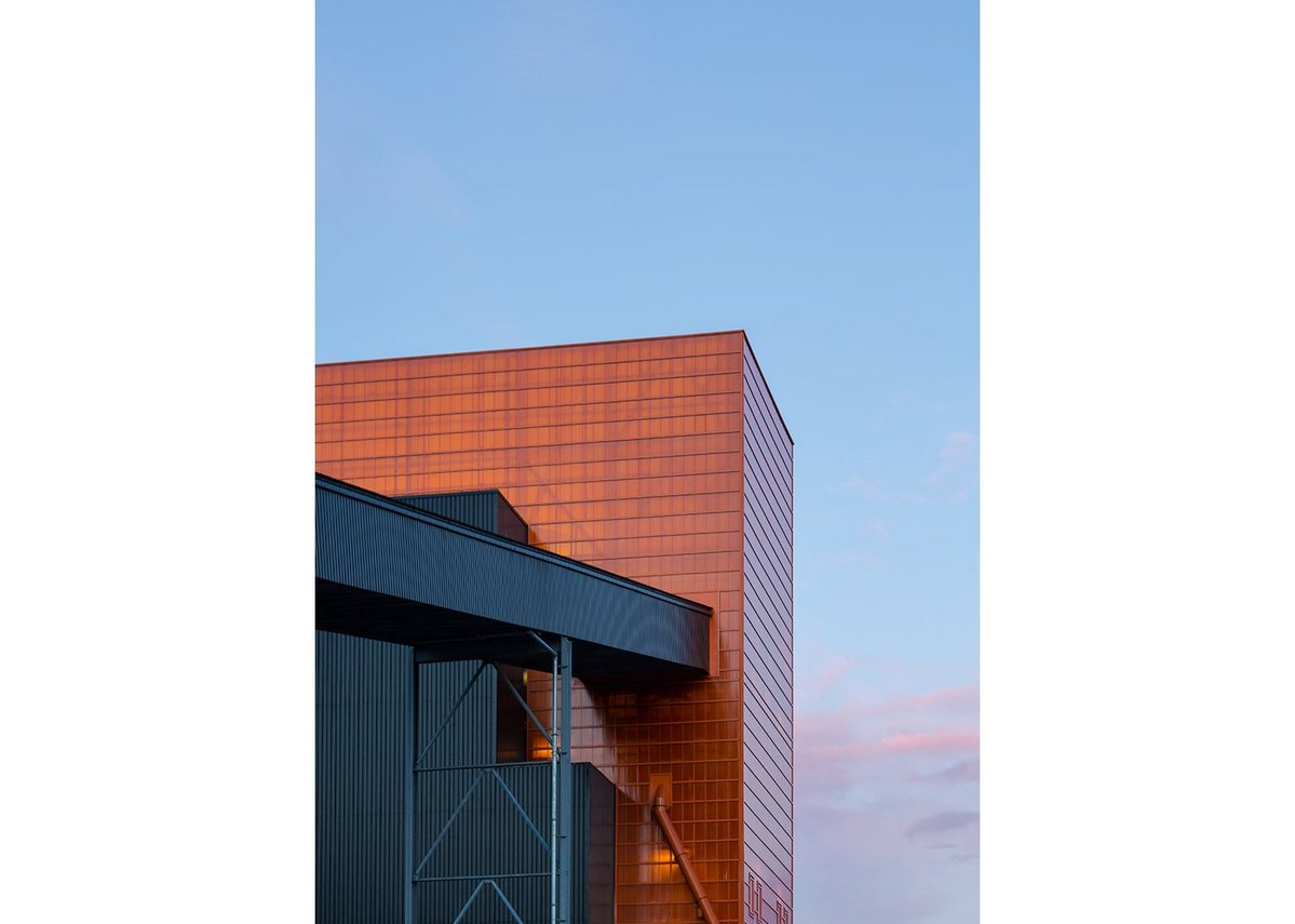 Blackburn Meadows Biomass plant Sheffield by BDP with Race Cottam Associates.